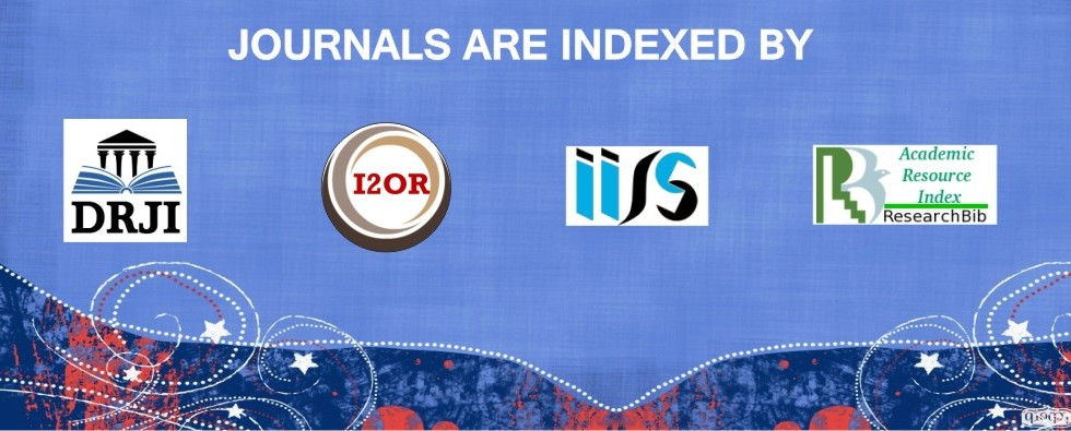 Indexing of Journals